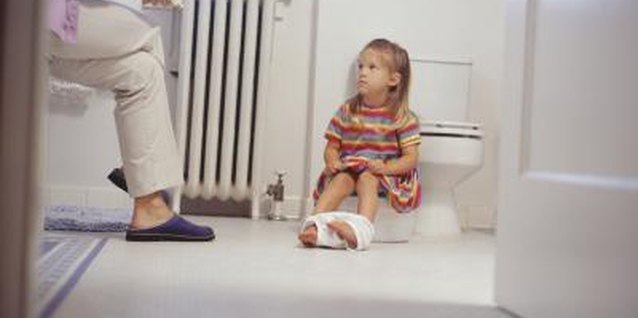 Long-Term Effects of Bad Potty Training