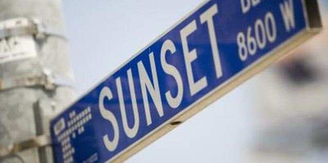 Things to Do With Kids on Sunset Blvd in Hollywood, California