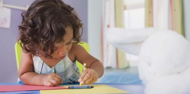 Provide the correct materials for your left-handed child.