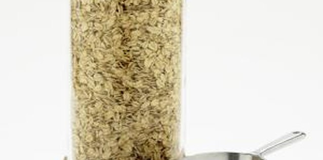 Thick rolled oats are chewier than traditional rolled oats.