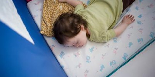 Your little guy can't stay in the toddler bed forever.