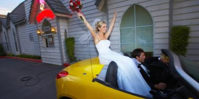 Eloping can be cheaper and less stressful than a traditional wedding.