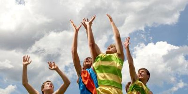 Outdoor Games for Teenagers to Play