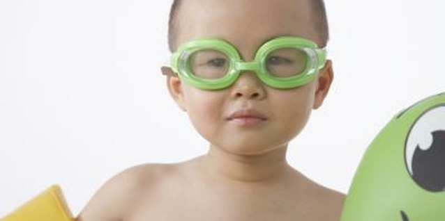 Safe Swim Goggles for Toddlers