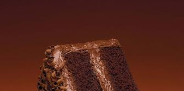 Use cocoa powder to make chocolate cake and frosting.