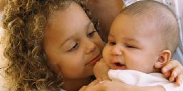 How to Deal With Firstborn Jealousy Toward Newborn Sibling