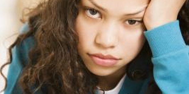 How to Correct a Teen Girl's Misbehavior