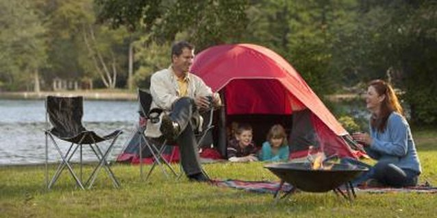 """Kid-Friendly Camping Grounds Near Houston, Texas"""