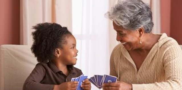 How to Teach Kids to Interact With the Elderly