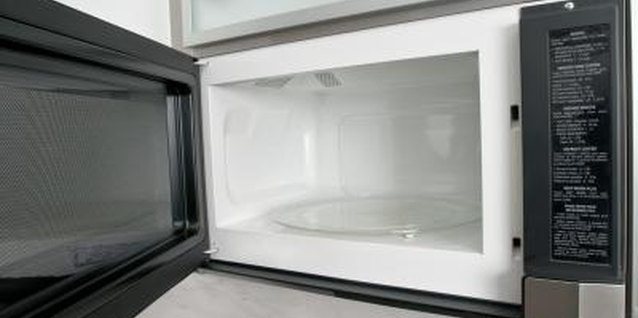 A clean microwave looks, smells and cooks better.
