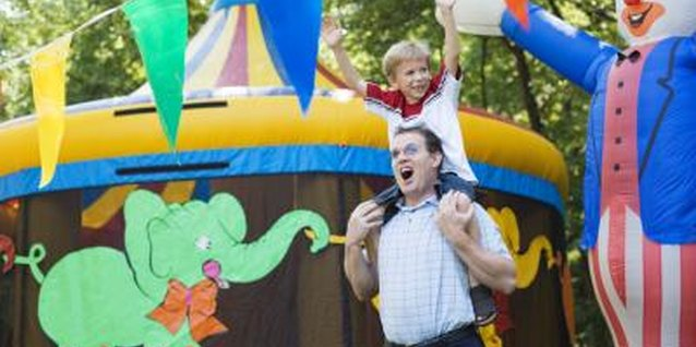 Local festivals are sure to be fun for kids of all ages.