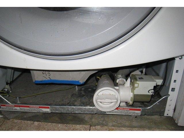 stinky washing machine front loader