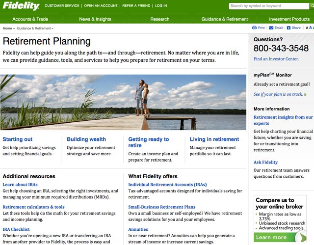 7 best online tools for planning your retirement ehow for Online planning tools