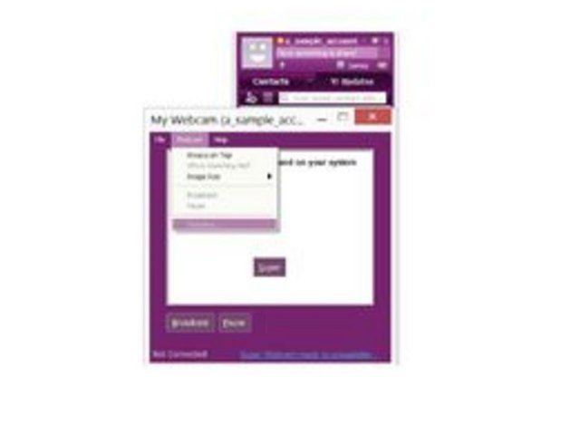 Webcam On Yahoo Messenger 121