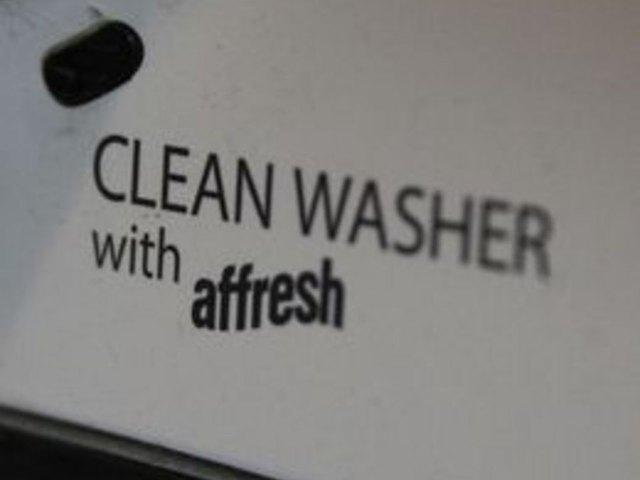 washing machine odor front loader