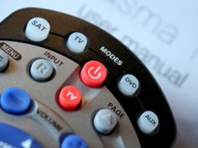 how to clean a dish tv remote