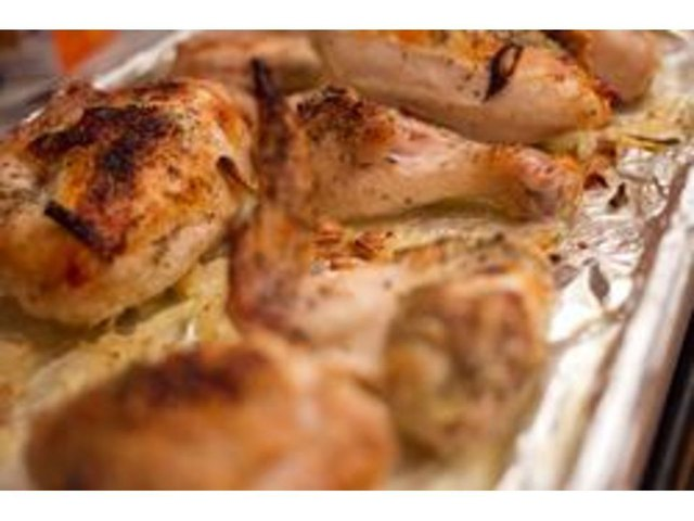 How to Broil Chicken