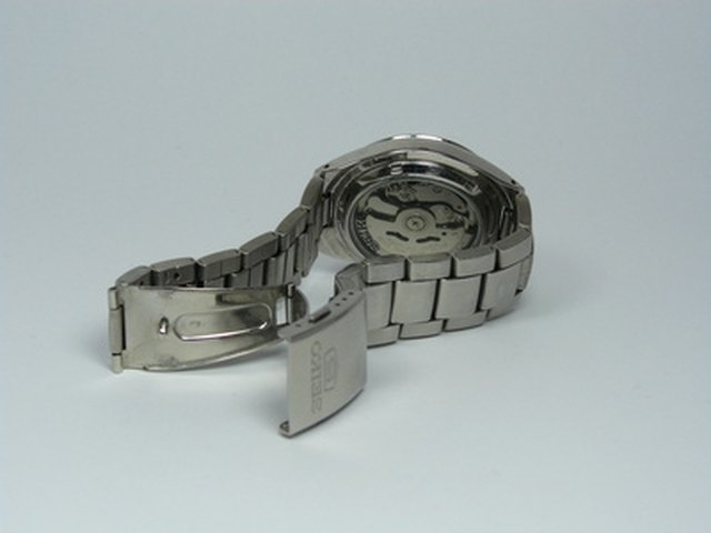 Remove links in a link watch to adjust its size.