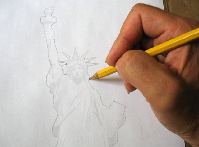 Drawing the Outline