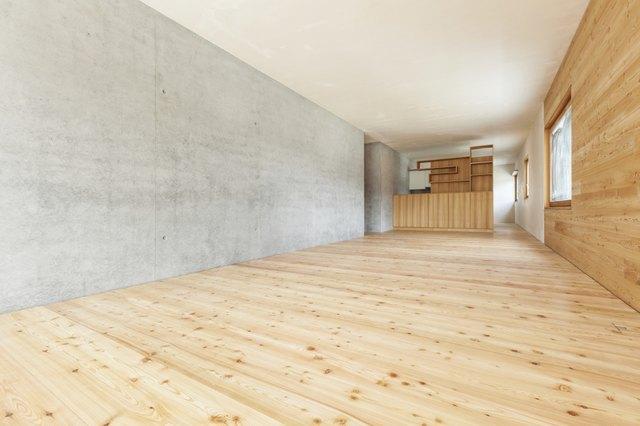 How To Install Hardwood Flooring On Concrete Ehow