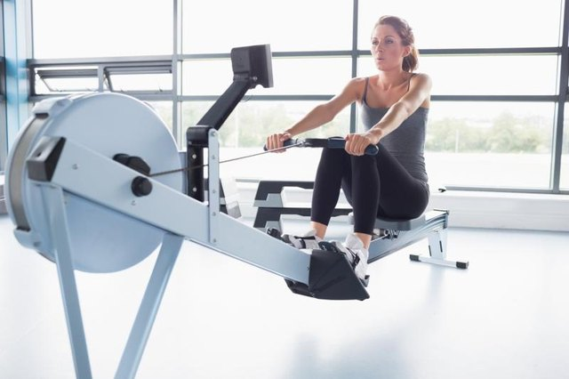 rowing machine calorie burn calculator