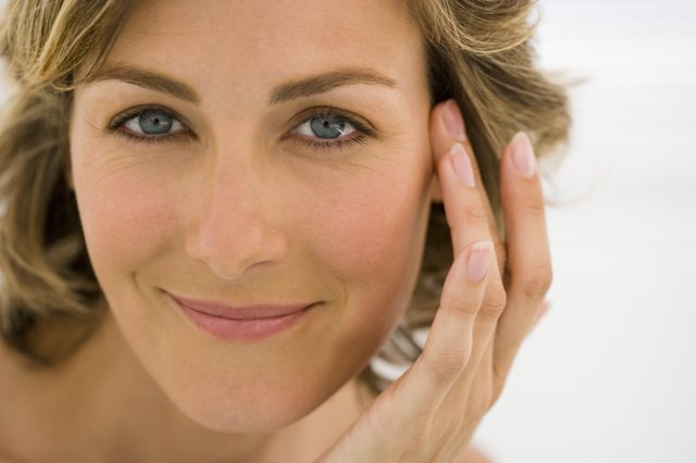 Reduce the appearance of fine lines for a youthful glow with the secrets below.