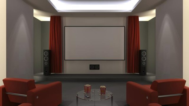 Paint ideas for home theater room the best color scheme you have seen for an ht room home - Best paint color for home theater ...