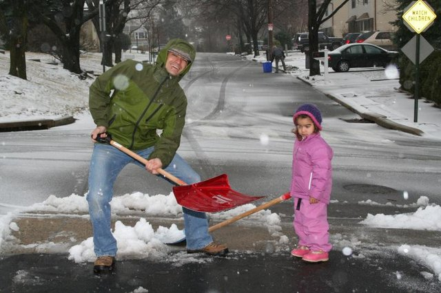 Common household products can help you remove dangerous ice from your walkways