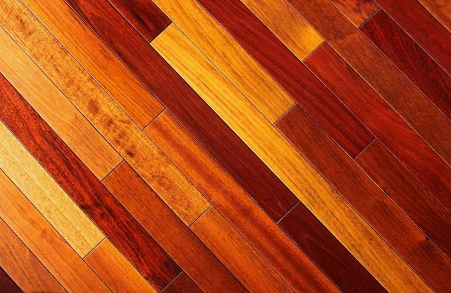 Different wood styles in flooring