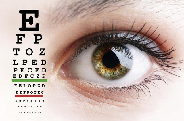 Blink frequently to lubricate your eyes and prevent blurred vision.