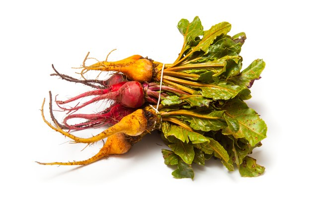 Try yellow beets as a change from the traditional red.
