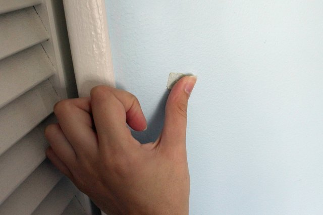 How To Remove Sticky Tape Residue From Painted Walls