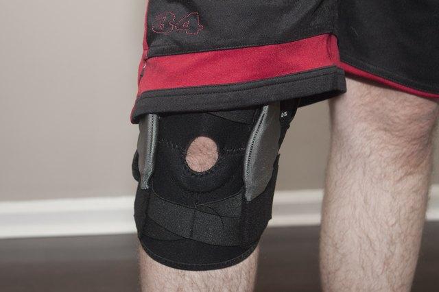 shock doctor knee brace instructions