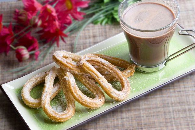 How to Cook Frozen Churros