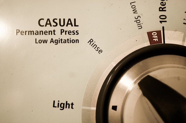 what is permanent press on a washing machine