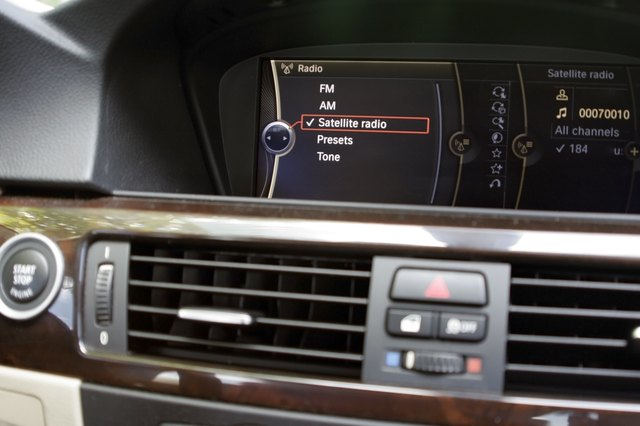 How to Activate Satellite Radio in a Ford