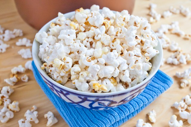 how to make kettle corn in a commercial popcorn machine