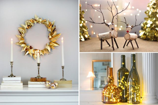 16 inexpensive ways to decorate your house for christmas ehow