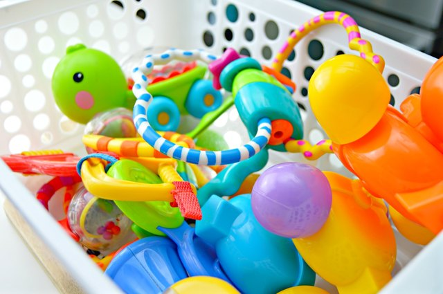 How To Disinfect Baby Toys With A Home Remedy Ehow
