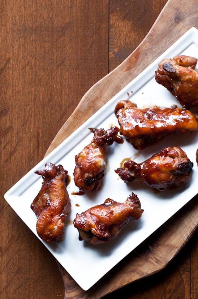 These savory chicken wings are much easier to make than you think.