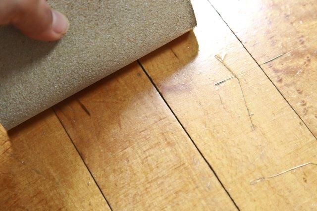Cheap Ways To Make Hardwood Floors Look Good With