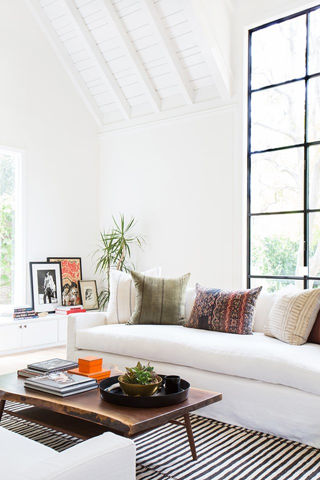 How to coordinate colors in a living room ehow for Color coordination for living room