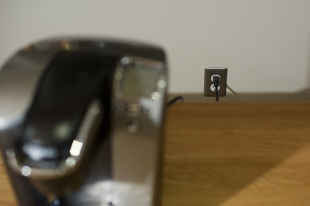 Keurig Coffee Maker Problems No Power : How to Troubleshoot a Keurig (with Pictures) eHow