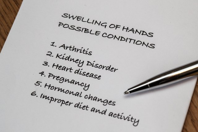 How to Remove Swelling in the Hands