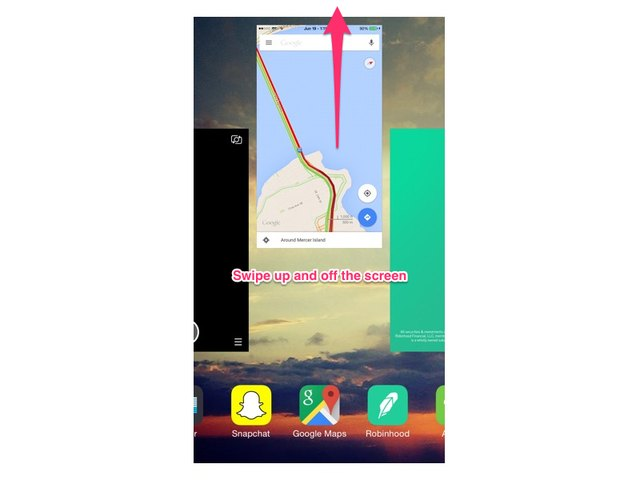 how to get home button off iphone screen