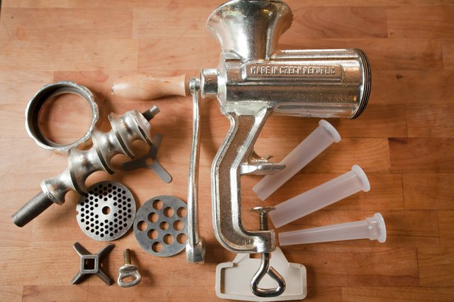 How to Best Care for Your Meat Grinder
