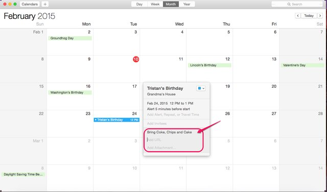 Add birthdays to Calendar to keep track of them.
