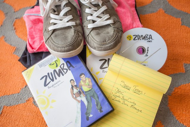 How to Learn the Basic Steps of Zumba
