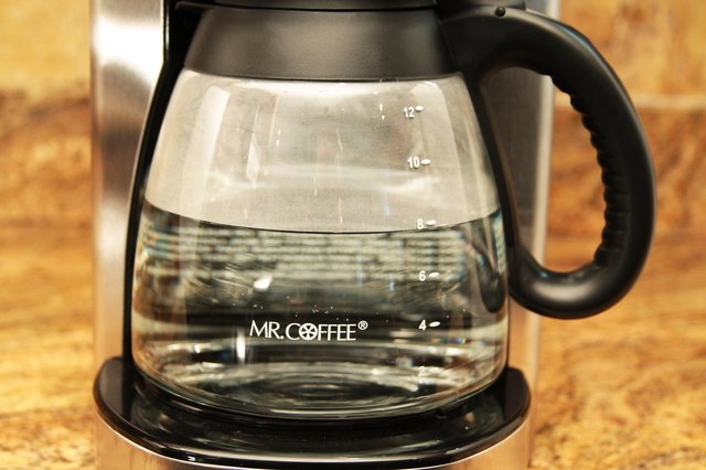 How to Clean a Mr. Coffee Maker (with Pictures) eHow