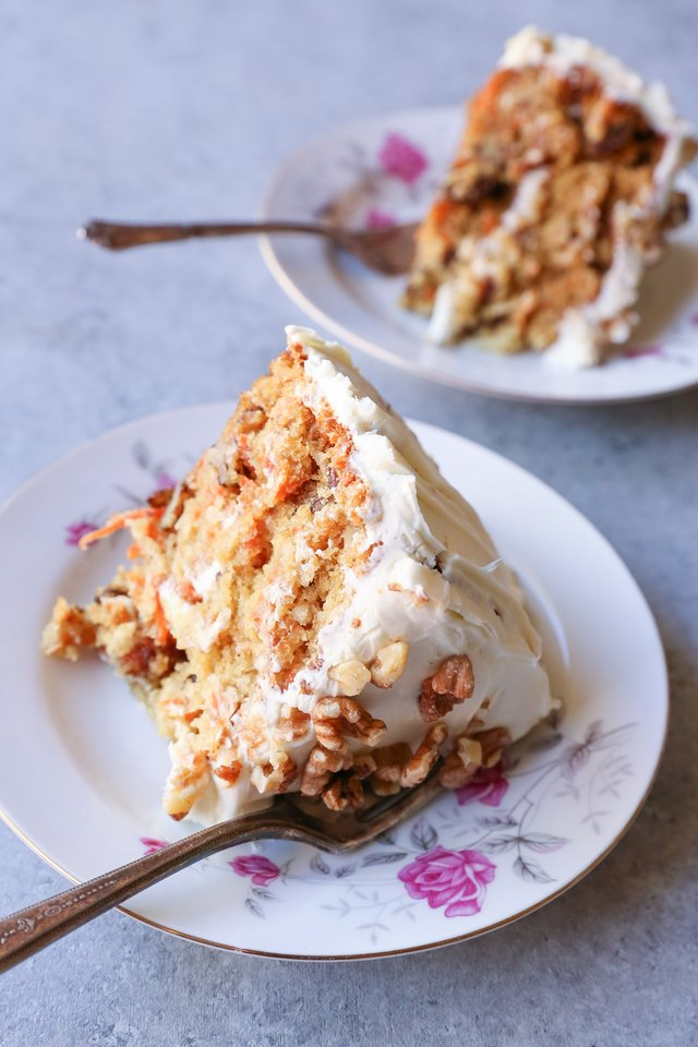 The best gluten-free carrot cake ever!